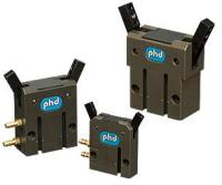 PHD Compact angular pneumatic grippers