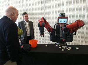 Q&A with Rethink Robotics CEO Scott Eckert