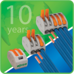 WAGO Lever-nuts celebrate 10 Years!